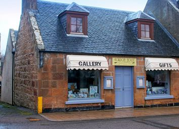 Thumbnail Restaurant/cafe for sale in Gordon House Gallery And Café, High Street, Dornoch