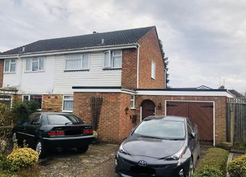 Thumbnail 3 bed semi-detached house for sale in Cardinals Walk, Sunbury-On-Thames
