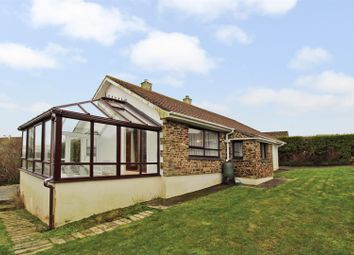 Thumbnail 3 bed detached bungalow for sale in Garras, Helston