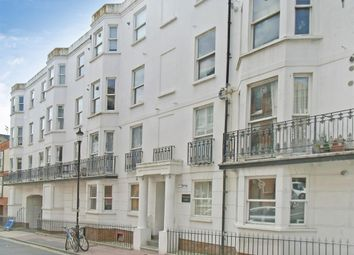 Thumbnail 1 bed flat to rent in Burlington Street, Brighton