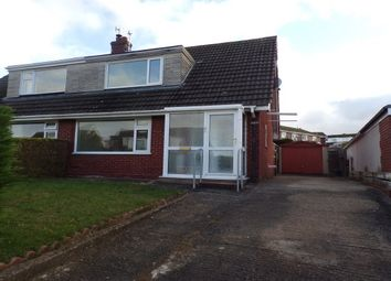 Thumbnail 3 bed property to rent in Tal Y Fan, Glan Conwy, Colwyn Bay
