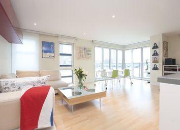 Thumbnail 3 bed flat to rent in Sir John Lyon House, High Timber Street, The City, Blackfriars