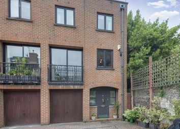 Thumbnail 3 bed end terrace house for sale in Dukes Head Yard, Highgate Village, London