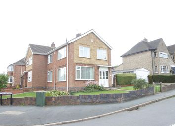 Thumbnail 3 bed semi-detached house for sale in Coniston Road, Melton Mowbray