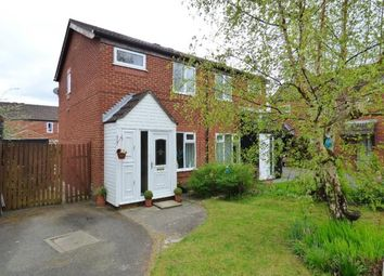 Thumbnail 2 bed semi-detached house for sale in Masonwood, Fulwood, Preston