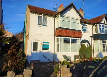 Thumbnail 1 bed flat for sale in Penrhyn Avenue, Colwyn Bay