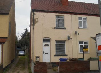 Thumbnail 3 bedroom semi-detached house to rent in Cemetery Road, Cannock