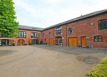 Thumbnail 3 bed town house for sale in Culcheth Hall Farm Barns, Withington Avenue, Culcheth, Warrington, Cheshire
