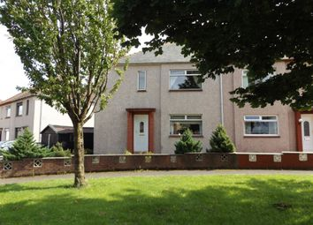 Thumbnail 3 bed semi-detached house for sale in Pollock Crescent, Kilwinning
