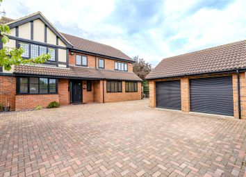 Thumbnail 5 bed detached house for sale in Ansley Way, St. Ives, Cambridgeshire