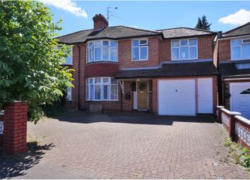 Thumbnail 5 bedroom semi-detached house for sale in Chiltern Crescent, Reading