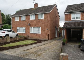 Thumbnail 2 bed semi-detached house to rent in Corunna Main, Andover