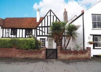 Thumbnail 2 bed cottage for sale in Grade II Listed, High Street, Brightlingsea