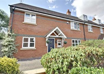 Thumbnail 5 bed end terrace house for sale in The Shires, Watford