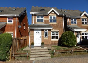 3 bed detached house for sale in Reynolds Way, St Andrews Ridge, Swindon SN25