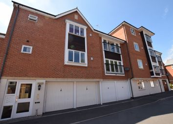 Thumbnail 2 bed flat for sale in Auriga Court, Derby