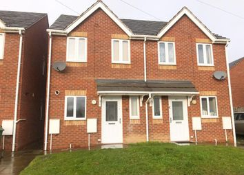 Thumbnail 3 bed detached house to rent in Mill Street, Walsall, West Midlands