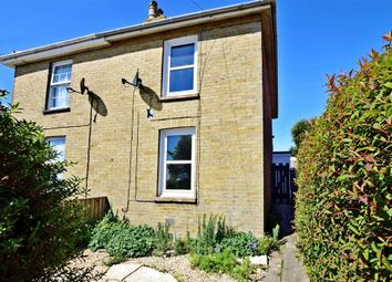 Thumbnail 3 bed semi-detached house for sale in Upton Road, Haylands, Ryde, Isle Of Wight