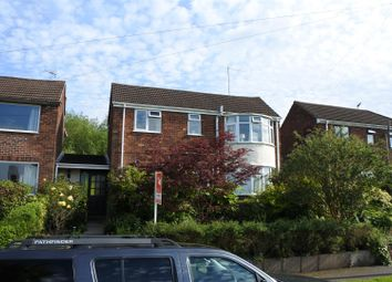Thumbnail 3 bed detached house for sale in Denton Avenue, Grantham