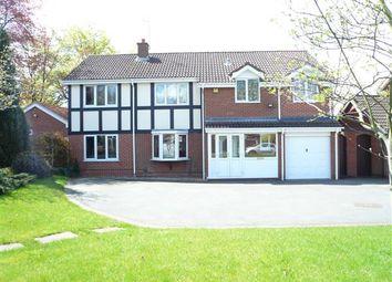Thumbnail 6 bed detached house for sale in Brackenwood Drive, Wednesfield, Wednesfield