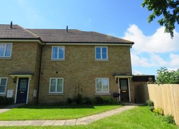Thumbnail 1 bedroom flat for sale in Leas Close, St. Ives, Huntingdon