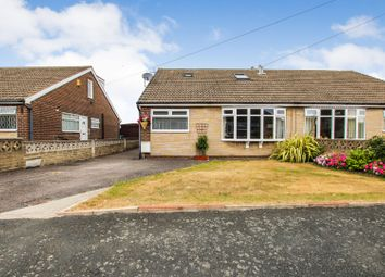 Thumbnail 2 bed semi-detached bungalow for sale in Ash Royd, Rothwell