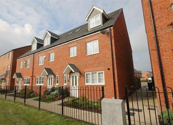 Thumbnail 4 bed end terrace house for sale in Kerridge Drive, Warrington