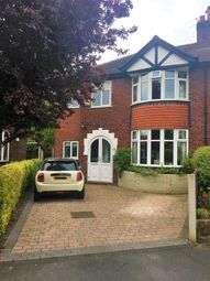 Thumbnail 4 bed semi-detached house for sale in Stanway Drive, Hale, Altrincham