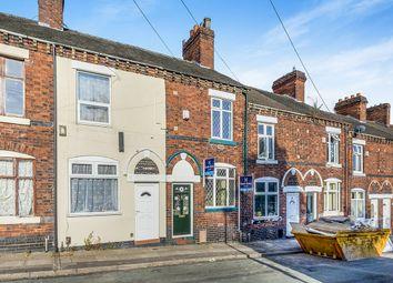 Thumbnail 3 bed terraced house for sale in Franklyn Street, Hanley, Stoke-On-Trent