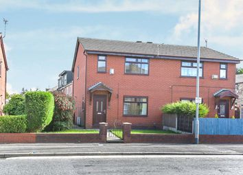 Thumbnail 3 bed semi-detached house for sale in Oldham Road, Shaw, Oldham