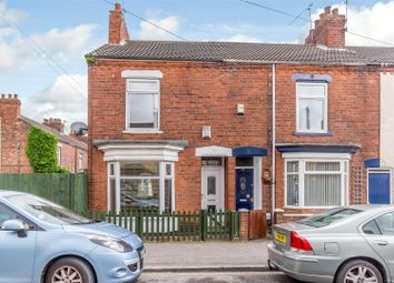 Thumbnail 2 bed end terrace house for sale in Rosmead Street, Hull