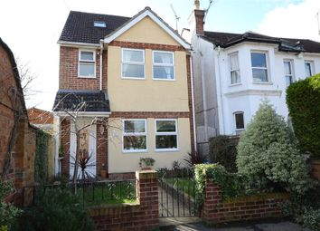 Thumbnail 3 bed detached house for sale in St. Josephs Road, Aldershot, Hampshire