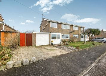 Thumbnail 3 bed semi-detached house for sale in Shepherds Croft, Portland