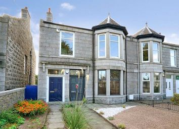 Thumbnail 4 bed semi-detached house to rent in Cromwell Road, Aberdeen