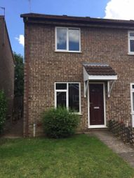 Thumbnail 2 bedroom semi-detached house to rent in Ickworth Close, South Wootton, King's Lynn