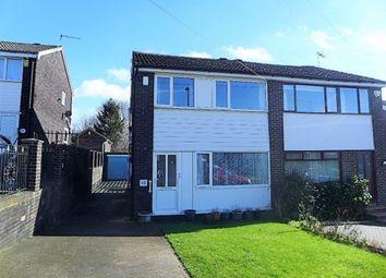 Thumbnail 3 bedroom semi-detached house for sale in Vesper Lane, Kirkstall, Leeds