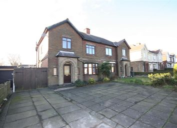 Thumbnail 3 bedroom detached house for sale in Ashby Road, Coalville