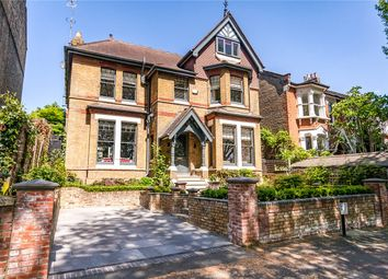 Thumbnail 7 bed detached house for sale in Mount View Road, London