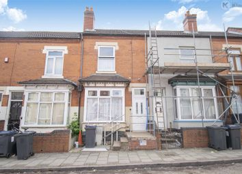 Thumbnail 3 bed terraced house for sale in Fernley Road, Sparkhill, Birmingham