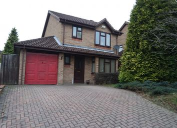 Thumbnail 3 bedroom detached house for sale in Silverburn Drive, Derby, Derby