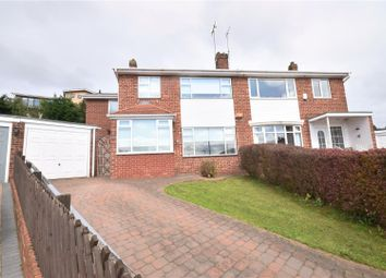 Thumbnail 3 bed semi-detached house for sale in Horsley Gardens, Humbledon, Sunderland