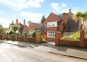 Thumbnail 5 bed detached house for sale in Cronks Hill Road, Redhill