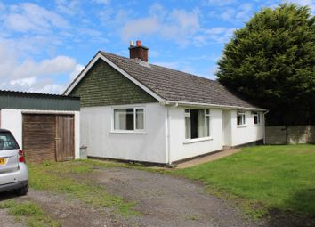 Thumbnail 3 bed detached bungalow for sale in Winkleigh