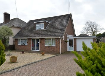 Thumbnail 3 bed detached house for sale in Grove Road, Barton On Sea, New Milton