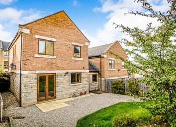 Thumbnail 4 bed link-detached house for sale in Greenlea Court, Dalton, Huddersfield, West Yorkshire