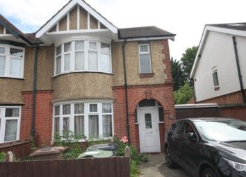 Thumbnail 3 bed semi-detached house to rent in Avenue Grimaldi, Luton