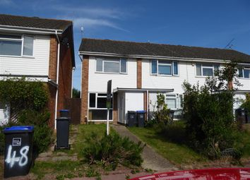 Thumbnail 2 bed end terrace house for sale in Vancouver Road, Worthing, West Sussex
