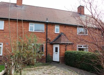 Thumbnail 3 bed terraced house to rent in Southwold Drive, Wollaton