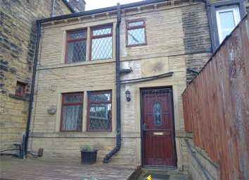 Thumbnail 1 bedroom terraced house for sale in Cemetery Road, Bradford, West Yorkshire