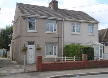 3 bed semi-detached house for sale in Culfor Road, Swansea SA4